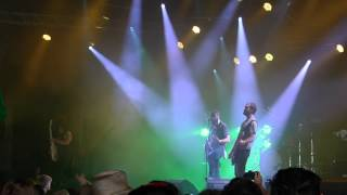 Baroness - Take My Bones Away (live at Roskilde Festival 2012)