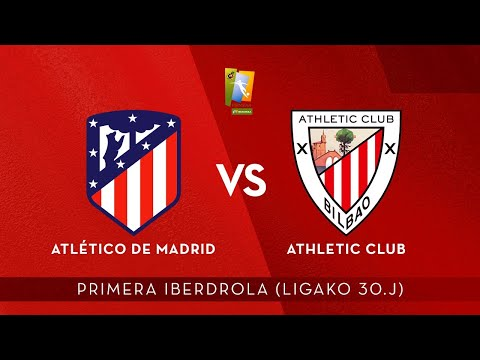 🎧 AUDIO LIVE | Atlético de Madrid vs Athletic Club | Primera Iberdrola 2020-21 I J 30. jardunaldia