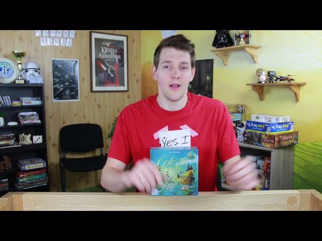 Gry planszowe uWookiego - YouTube - embed Lej3Vwm26SI