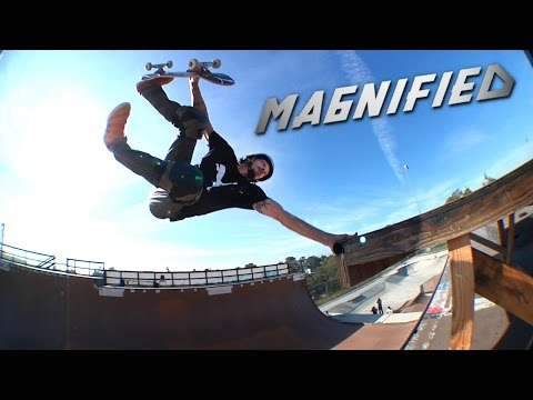 Magnified: Bucky Lasek