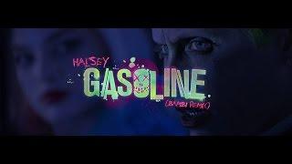 Halsey - Gasoline (BAMBI Remix) [Official Music Video]