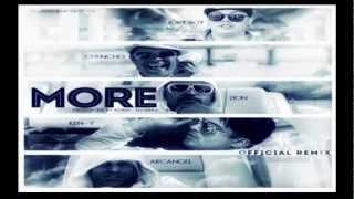 More (Remix) - Zion Ft. Arcángel, Chencho, Jory y Ken-Y [Letra]