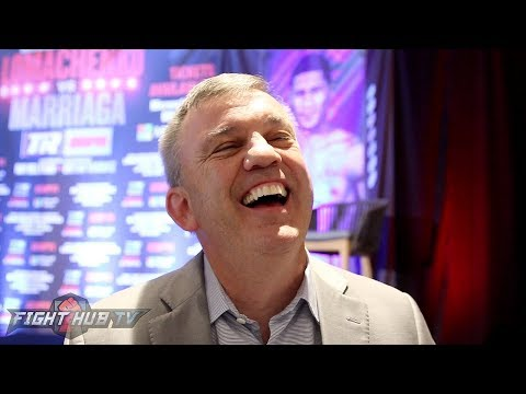 """Teddy Atlas reflects on telling Jeff Horn he lost """"ITS WRONG! YOU'RE ROBBING SOMEONE!"""