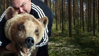 Bosanac i medvjed