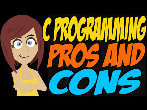 Video C Programming Pros and Cons
