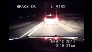 New  Braunfels Police Chase-Driver Ejected (Fatal)