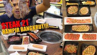 Download Video GAK BOHONG!!! MUKBANG STEAK ALL YOU CAN EAT SEPUASNYA!! MP3 3GP MP4