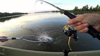 Когда в астрахани лучшая рыбалка