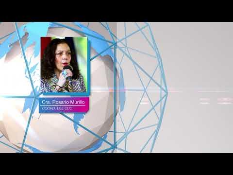 Rosario: Nos unimos en oración ante María Auxiliadora, madre de los nicaragüenses