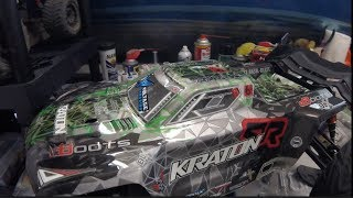 """Arrma Kraton 6s V3 """"Beef factor"""" How to build a Beast, upgrades and setup tips..."""