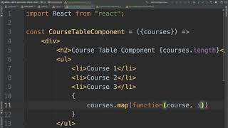 Dynamically Rendering JSON Objects in Arrays in React JS Components   Iterating Over an Array with J