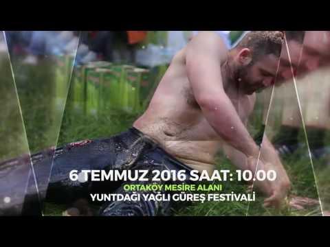 Yuntdağı Güreş Festivali Tanıtım Filmi