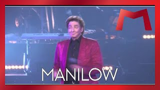Barry Manilow - One Last Time! - Leeds Ad