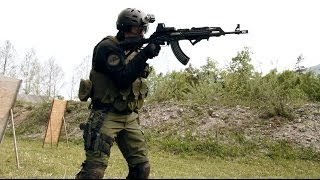 AK Emergency Reload  Method 5 And 6 With Polenar Tactical