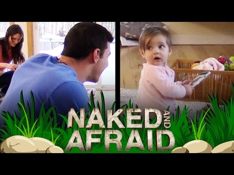 Naked And Afraid Day 14 Reuniting With My Baby Girl