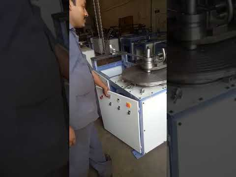 Pipe Bending Machine with  Toggle Clamping