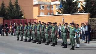 preview picture of video 'Homenaje a Jonathan Galea en Algete 2012 (Toque de oración)'