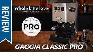 Review: Gaggia Classic Pro Espresso Machine