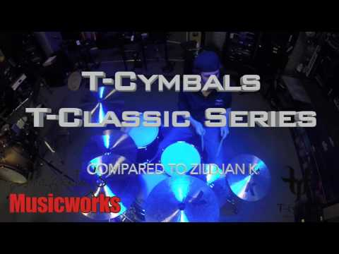 T Cymbals T Classic Cymbal Review