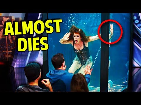 10 Got Talent Acts That Went HORRIBLY WRONG! (видео)