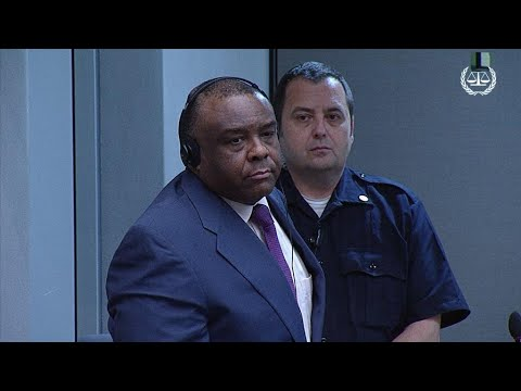 ICC overturns war crimes conviction of Congolese politician Jean-Pierre Bemba