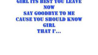 Taio Cruz - Moving On [[ Lyrics ]]