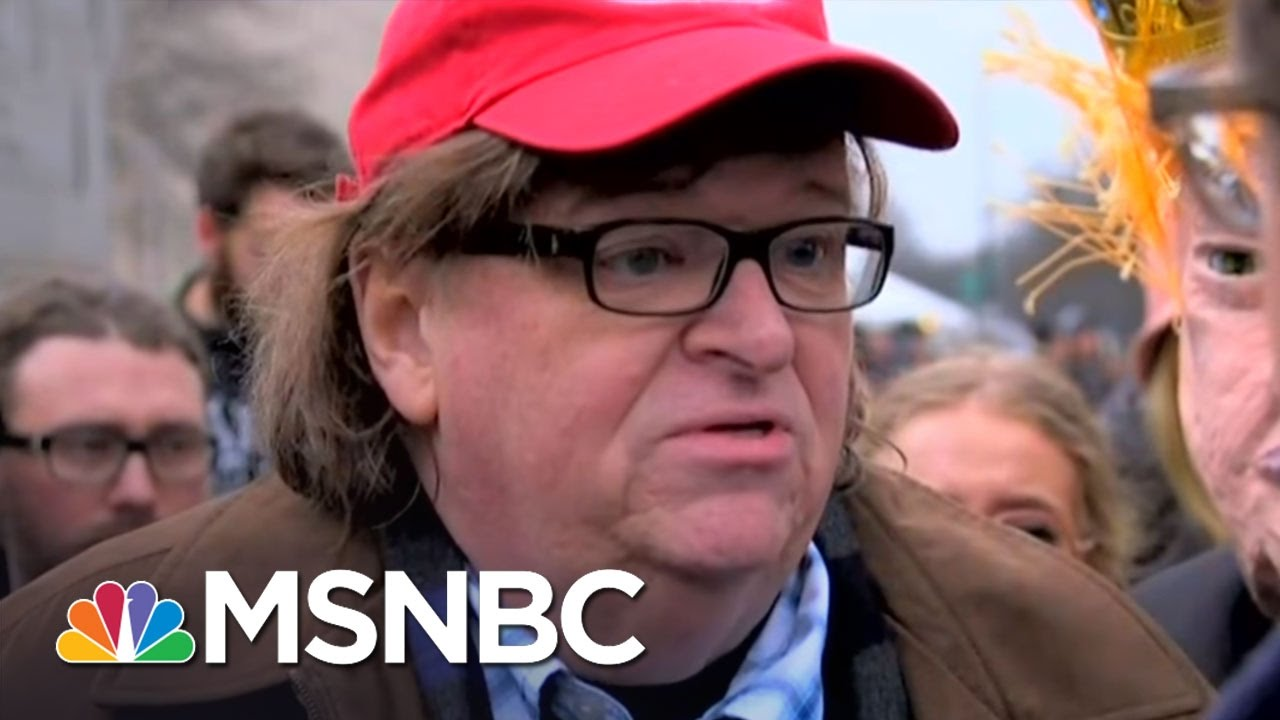 Michael Moore: 'Resist, Stand Up, Fight Back' | All In | MSNBC thumbnail