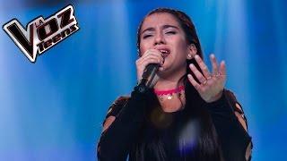 Jennifer canta 'La maldita primavera' | Recta final | La Voz Teens Colombia 2016