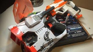 Modulus Strike and Defend Upgrade Kit - Premade Blaster Integration! (Review+Internals)