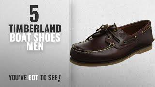 b8839d25cd21e5 Top 10 Timberland Boat Shoes Men [2018 ] | New & Popular 2018