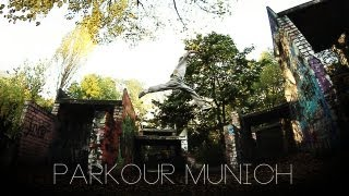 preview picture of video 'Parkour Munich à gogo - Alex Yde - West Coast Family'