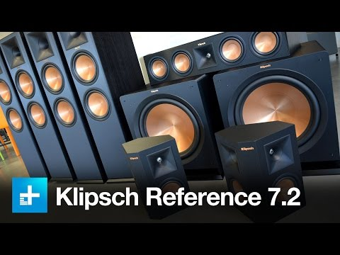 Klipsch Reference Premiere 7.2 Surround Sound System - Review