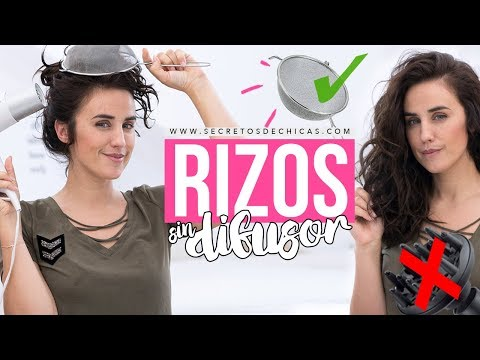 ONDAS Y RIZOS NATURALES | Sin difusor