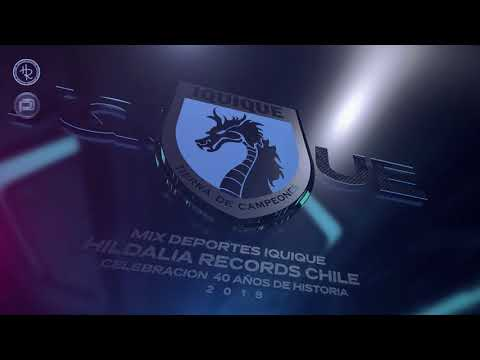 """Mix  Deportes IQUIQUE (Prod.By Hildalia Records)"" Barra: Furia Celeste • Club: Deportes Iquique"