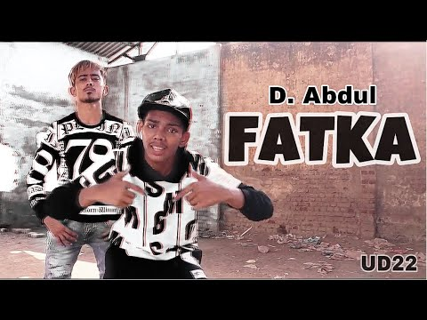 FATKA | ABDUL | United Demons 22 | Offical Music Video | Prod By Drj Beats