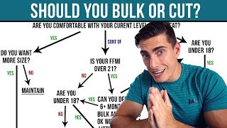 "Should You Bulk or Cut First | Solving ""SKINNY FAT"""