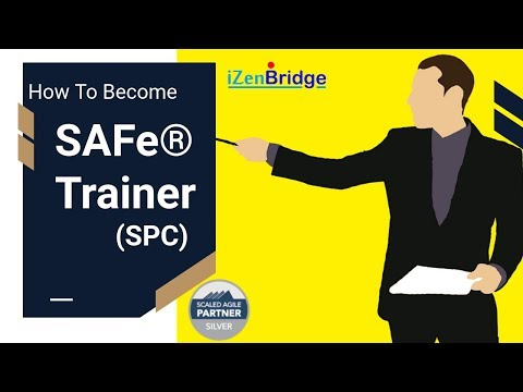 How to Become Scaled Agile Framework (SAFe) Trainer? - YouTube