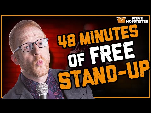 Steve Hofstetter Stand-Up Comedy (Free full movie)