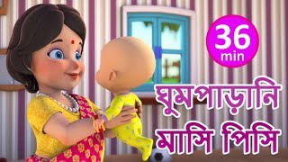 জন্মদিন - Birthday Song - Bengali Rhymes for Children