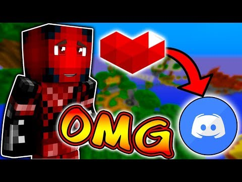 *NEW* DISCORD INTEGRATION?! Minecraft Random Hypixel Thingies w/ Facecam