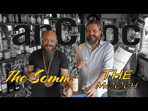 Whisky Review – anCnoc 12 Single Malt Scotch Whisky with anCnoc Cutter Comparison  –  Ep: 253