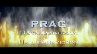 Harley-Davidson 115th. Anniversary Prag Film