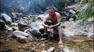 中国农村生存一天,捕鱼抓虾好日子美滋滋 survival in Chinese countryside