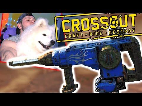 РЕАКЦИЯ на Перфоратор в Crossout