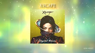 Michael Jackson - Xscape (Original)