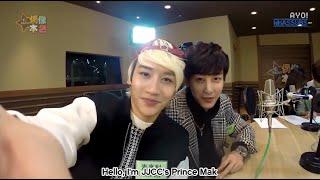 【ENGSUB】141122 JJCC Prince Mak on MBC C-Radio Idol's True Colours (CUTS)