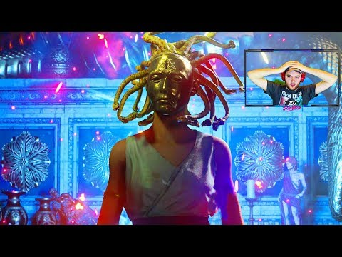 ", title : '""ANCIENT EVIL"" BOSS FIGHT & CUTSCENE REACTION! (Black Ops 4 Zombies DLC 2 Easter Egg)'"