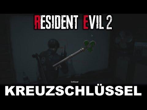 KREUZSCHLÜSSEL & LÖSCHUNG DES HELIKOPTERFEUERS! | RESIDENT EVIL 2 REMAKE #013[GERMAN] PC Gameplay