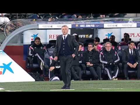 """Ancelotti: """"Fuimos mejores en la primera hora"""""""