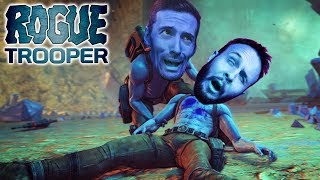 We Blue Men - Rogue Trooper Gameplay Part 1